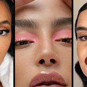 fall makeup trends 2021 elle