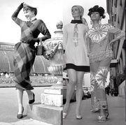 Clothing, Leg, Trousers, Outerwear, Fashion accessory, Style, Hat, Street fashion, Fashion, Monochrome,