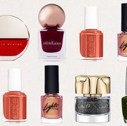 fall nail polish manicures