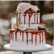 best fall wedding cake ideas