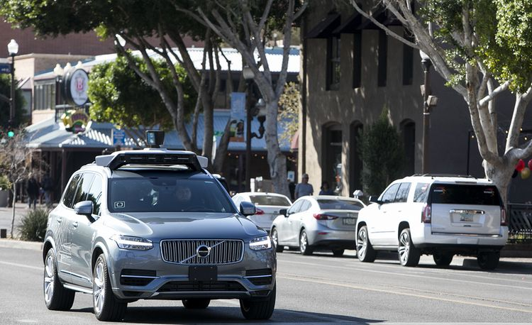 Safety Groups Ask Senate to Apply Brakes on Autonomous-Vehicle Bill