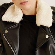 best faux leather jackets