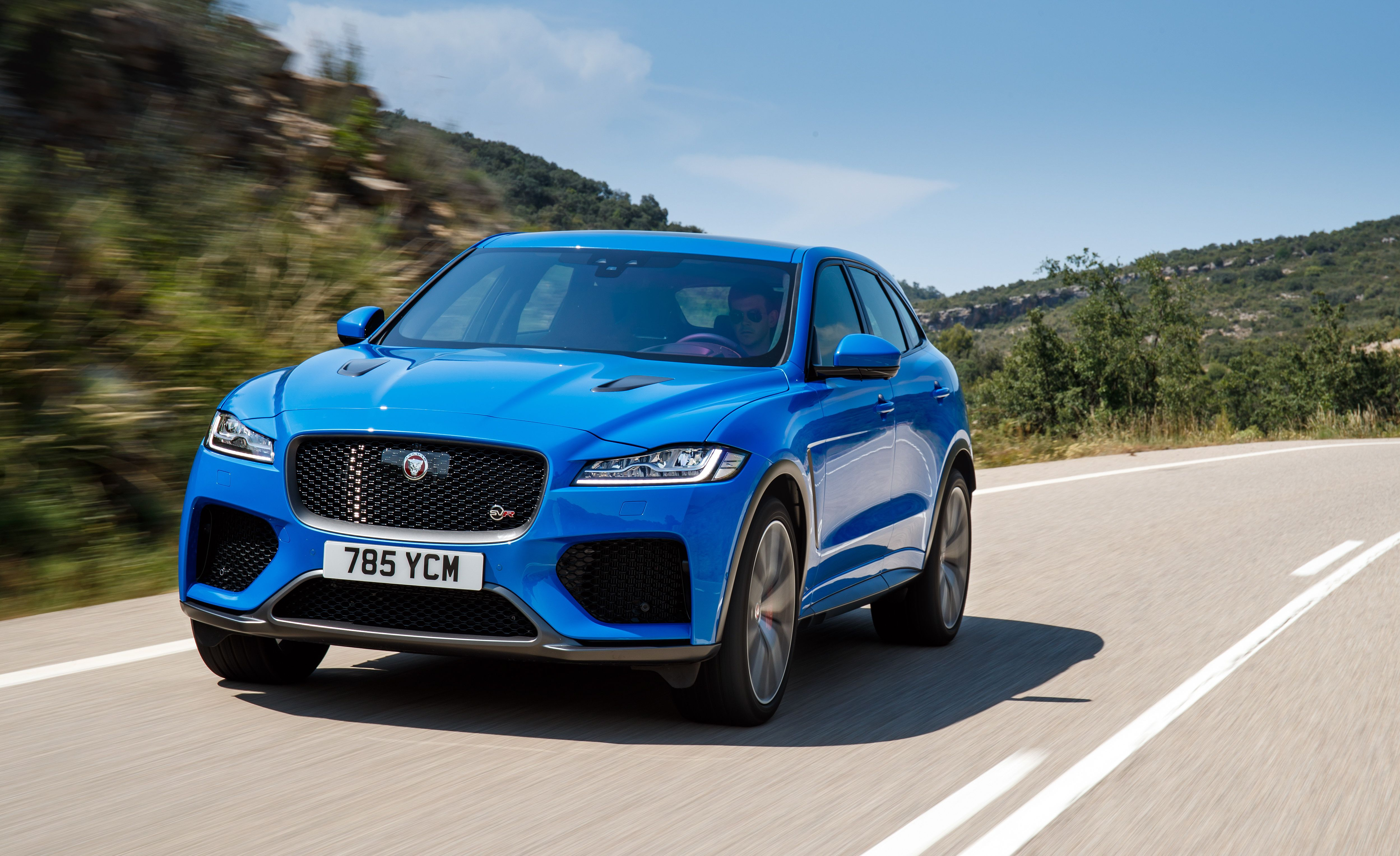 Comments on: The 2019 Jaguar F-Pace SVR Is Fast Without ...