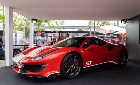 Drivers Wanted: Ferrari 488 Pista Piloti Ferrari
