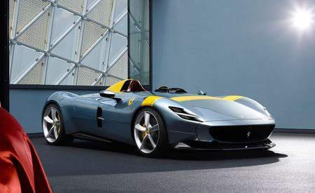 The Ferrari Monza Is an Instant Classic