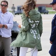 first lady fashion moments