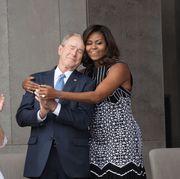 obama bush at nmaahc opening