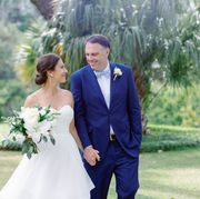 sue and rob wedding
