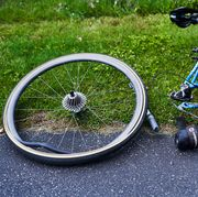 how to change a bike tire