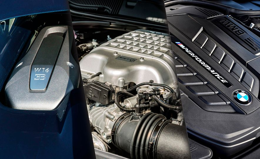 Supersize Me: The 16 Largest-Displacement Engines You Can Buy Today - Slide 1