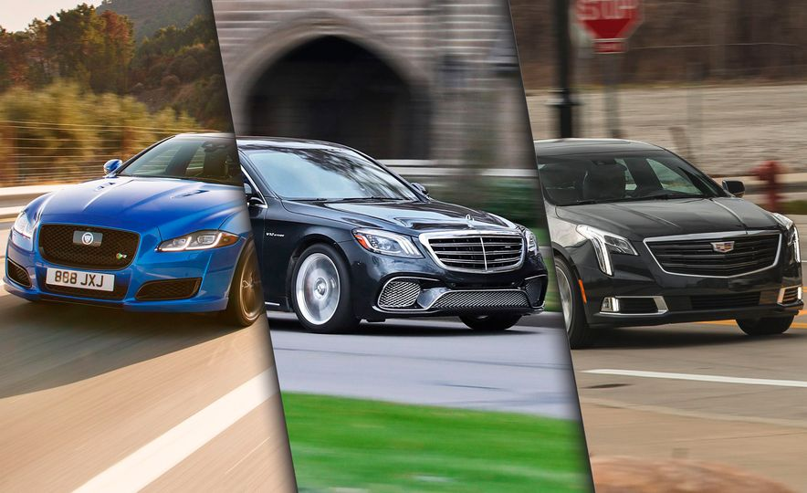 Big Luxe: Every Full-Size Luxury Car Ranked from Worst to Best - Slide 1