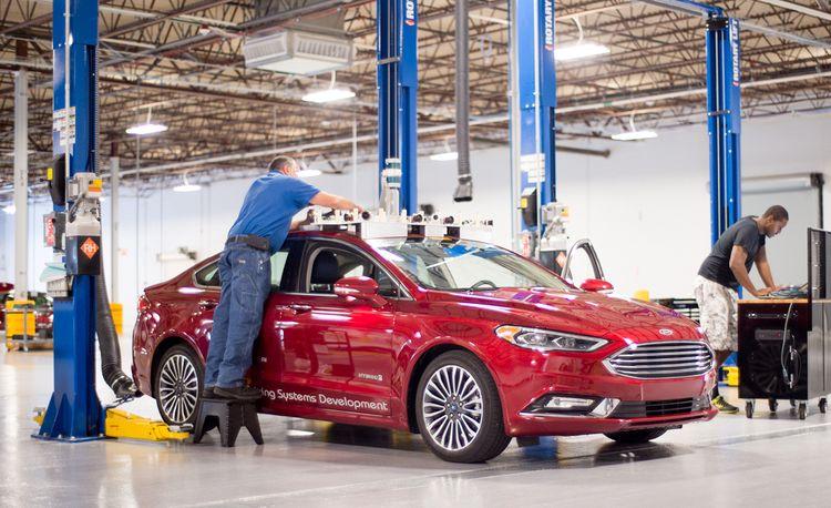 Ford Launches New Autonomous Vehicles LLC Business
