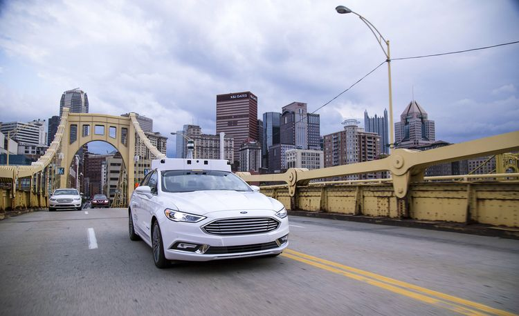 Peering under the Hood at Argo AI, the Company Building Ford's Self-Driving System