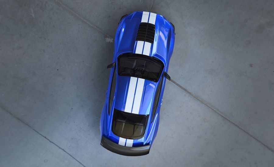 Snake from a Plane: Ford Teases New Shelby GT500, Again
