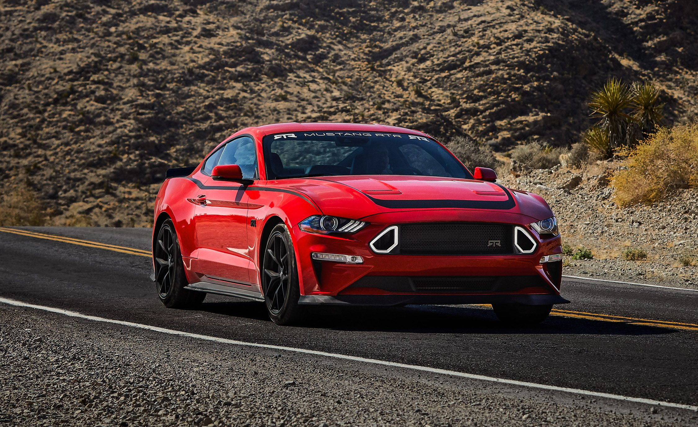 Ford Mustang RTR Lets You Pretend You're Vaughn Gittin, Jr.