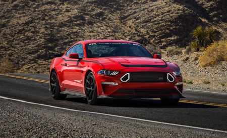 The Ford Mustang's New RTR Appearance Package Lets You Pretend You're Vaughn Gittin, Jr.