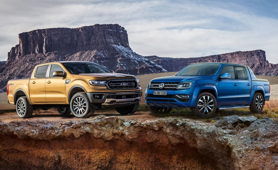 Could Ford and Volkswagen Co-Develop a Pickup Truck? That Rumor Explained