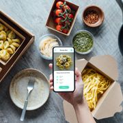 fresh recipe box and food delivery, meal subscriptions