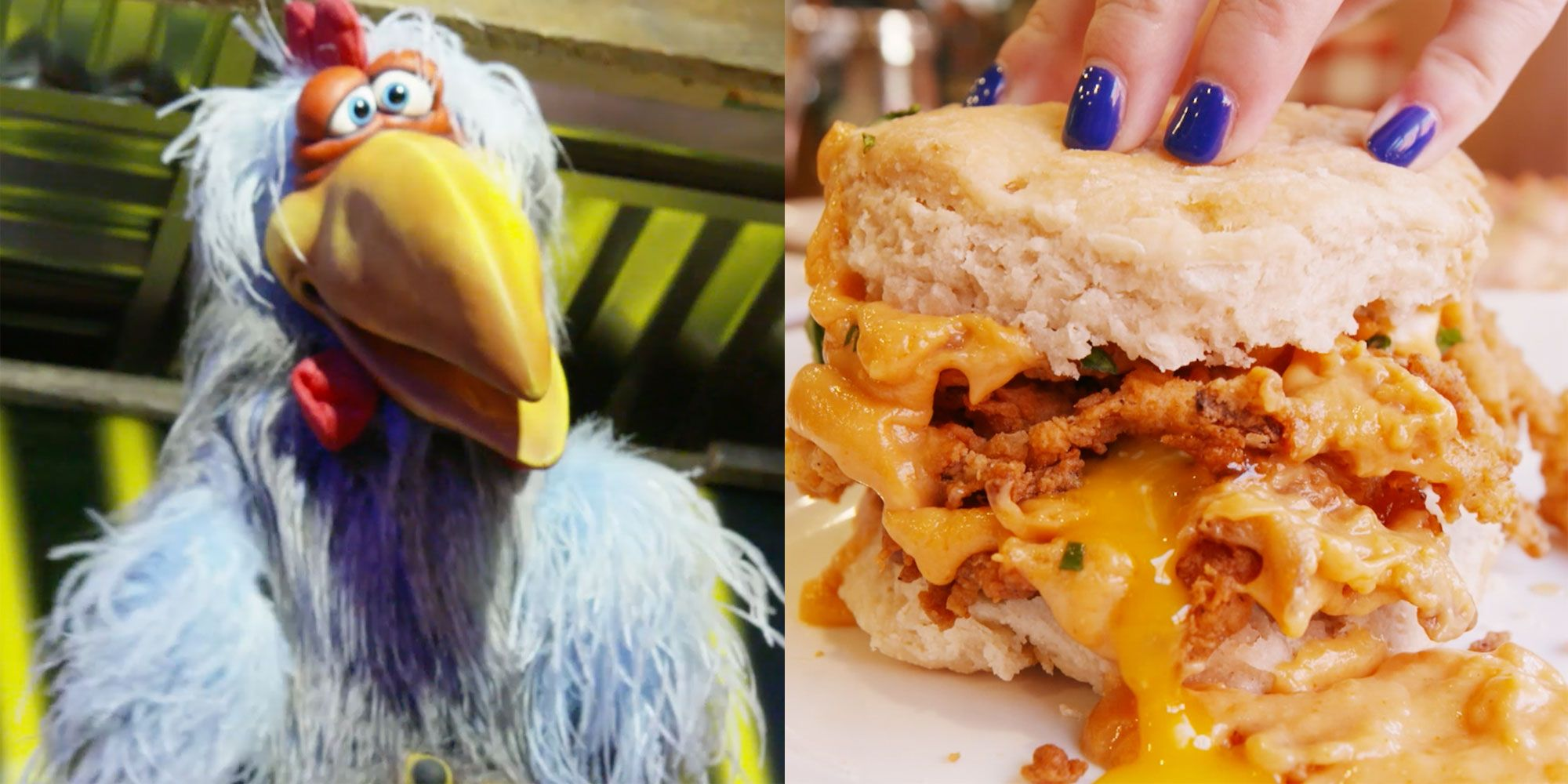 This Chicken Restaurant Features More Than 1,000 Animatronic Chickens