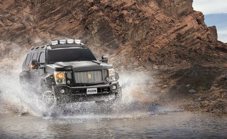 There's a China-Market SUV Named for General George Patton