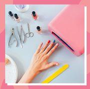 gel manicure kits