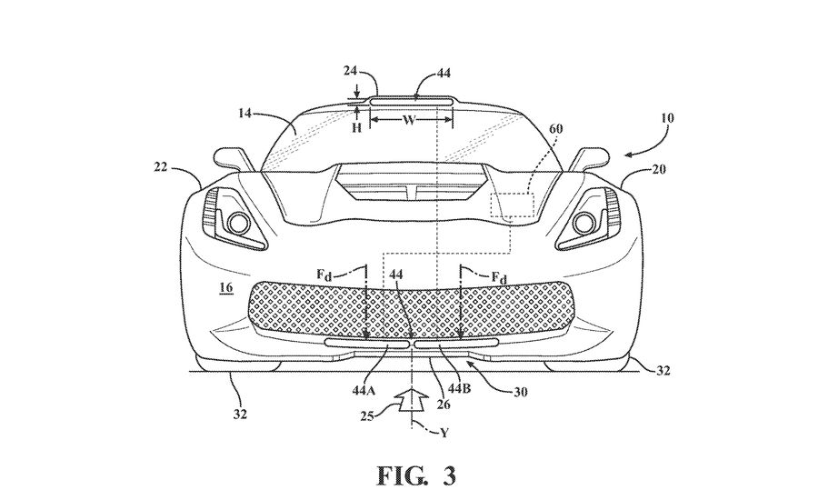Mid-Engined C8 Chevrolet Corvette Could Have Wild Active Aero