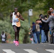 why is a marathon 262 miles