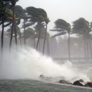 Hurricane Irma Strikes South Florida