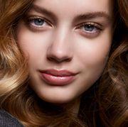 model hair