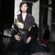 Dries Von Noten : Runway - Paris Fashion Week Womenswear Fall/Winter 2019/2020