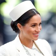 london, united kingdom   march 11 embargoed for publication in uk newspapers until 24 hours after create date and time meghan, duchess of sussex attends the 2019 commonwealth day service at westminster abbey on march 11, 2019 in london, england photo by max mumbyindigogetty images