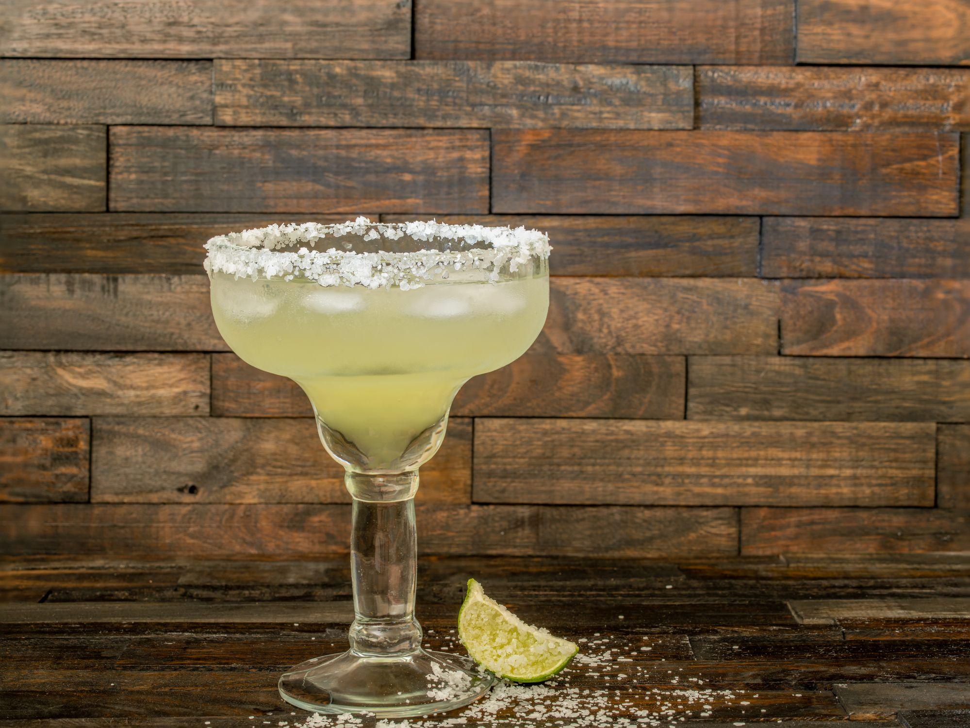 Un Margarita perfetto è Messico e nuvole