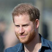northampton, england   march 06 prince harry, duke of sussex leaves after officially open the silverstone experience at silverstone on march 06, 2020 in northampton, england photo by chris jacksongetty images