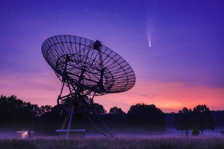 La NASA ha captato centinai di misteriosi segnali spaziali, in una volta sola