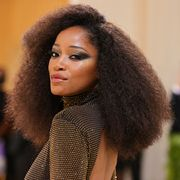 new york, new york   september 13 keke palmer attends the 2021 met gala celebrating in america a lexicon of fashion at metropolitan museum of art on september 13, 2021 in new york city photo by theo wargogetty images