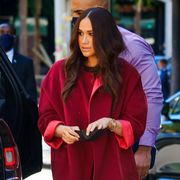 meghan markle in nyc on september 24