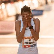 trinidad alfonso edp valencia half marathon 2021