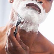 Facial hair, Face, Skin, Beard, Head, Nose, Chin, Lip, Hand, Snout,