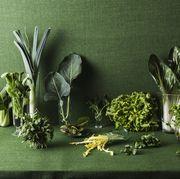 organic food - lead