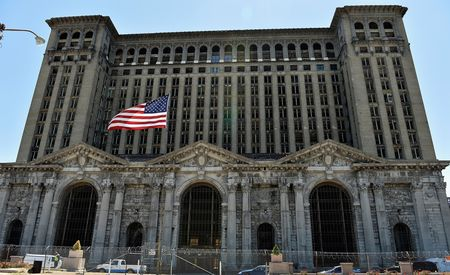 It's Official: Ford Buys Detroit's Storied Michigan Central Station
