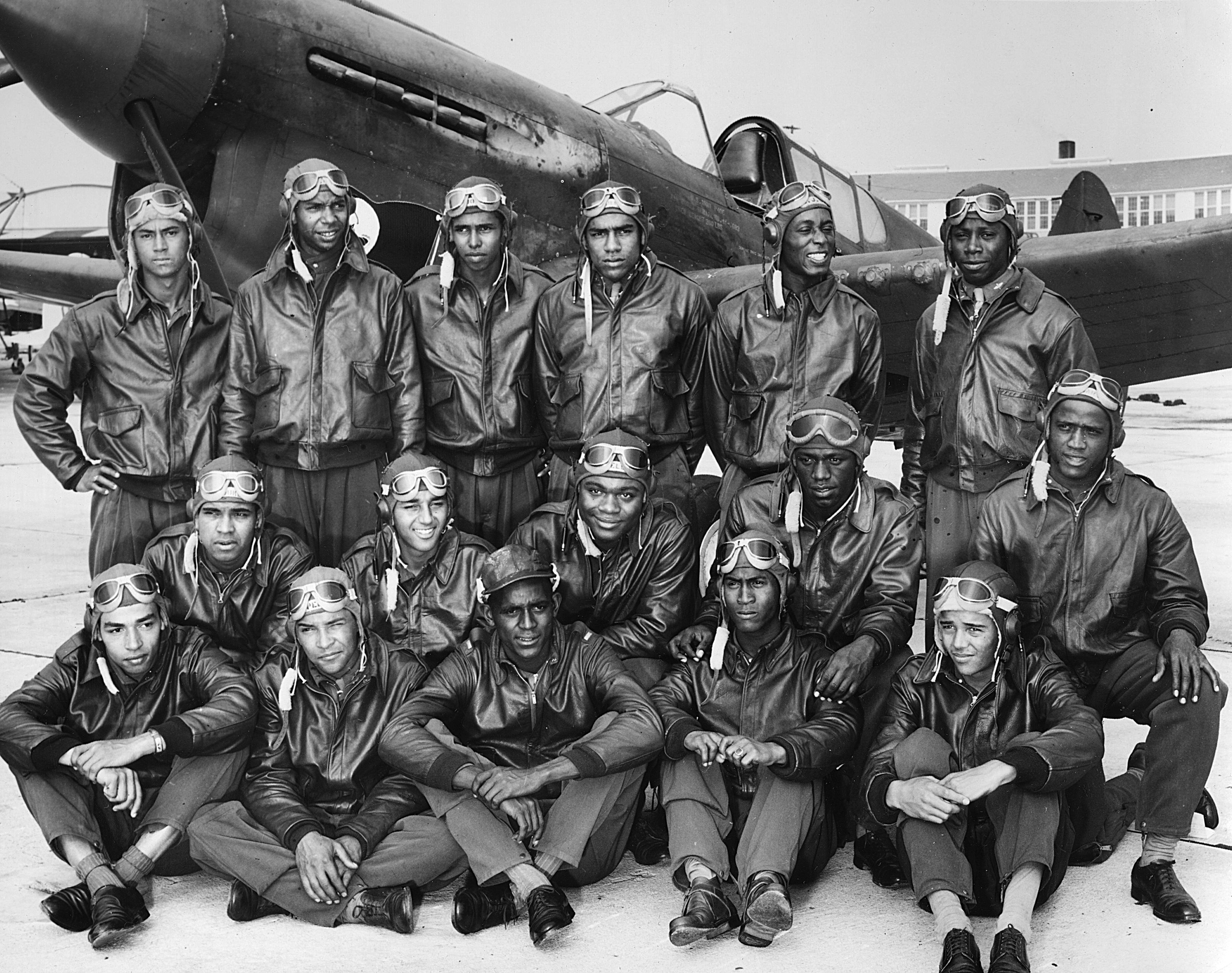 Tuskegee Airmen - Facts, History, Names, and Planes | Red Tails