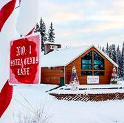North Pole City hall