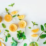 lemons for lemon drinks