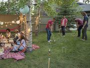 Community, Event, Leisure, Pole, Backyard, Fun, Tree, Recreation, Picnic, Yard,