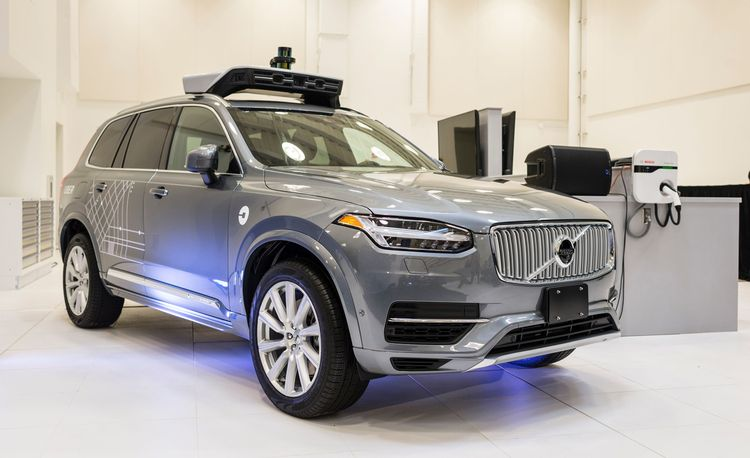 Uber Lays Off Safety Drivers amid Revamp of Self-Driving Program