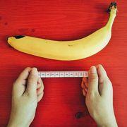 Banana family, Banana, Cooking plantain, Fruit, Yellow, Red, Plant, Saba banana, Joint, Food,