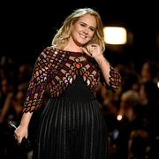 los angeles, ca   february 12  recording artist adele performs onstage during the 59th grammy awards at staples center on february 12, 2017 in los angeles, california  photo by kevin wintergetty images for naras