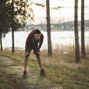 Mental tricks to keep running