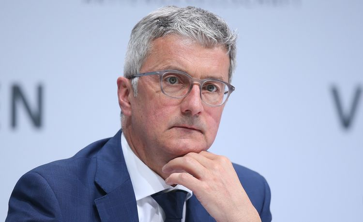 Audi's CEO, in Jail, Steps Down from Audi and Volkswagen Boards [Update]