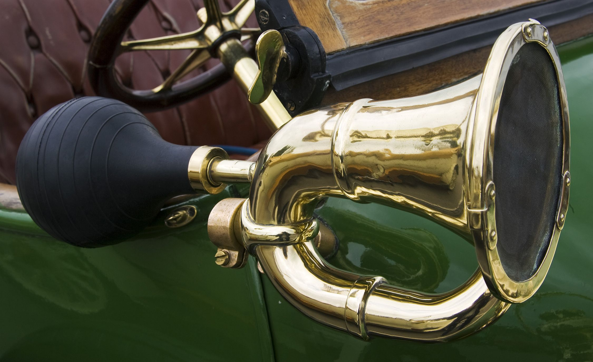 Meep Meep! The History and Evolution of Car Horns